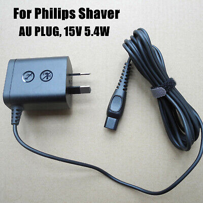 15V 5.4W AU Plug Universal Charger Power Adapter Lead Cord For PHILIPS Shaver