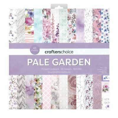 NEW Crafters Choice Pale Garden Paper Pad By Spotlight