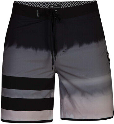 56422853447f6 HURLEY PHANTOM BLOCK Party Solid Boardshorts Aqua Hurley Men's ...