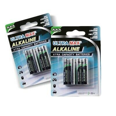 Pile AAA Ultramax LR3 - Lot de 2