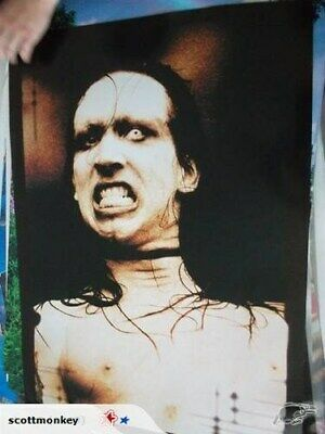 MARILYN MANSON - PSYCHO * Large Poster - p2058