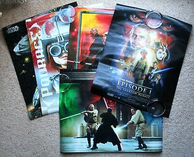 """5 Star War Posters by GB Posters of Sheffield 40cm x 50 cm (16"""" x 20"""")"""