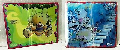 Diddl Diddlina Friends Tappetino Mouse Pad Lenticolare