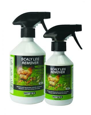 NETTEX Just For Scaly Legs on Poultry | Birds