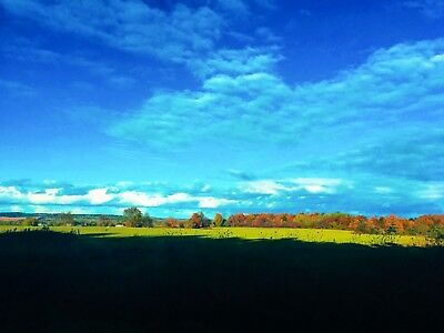 Digital Photo Picture Image - Big Sky - Free Shipping