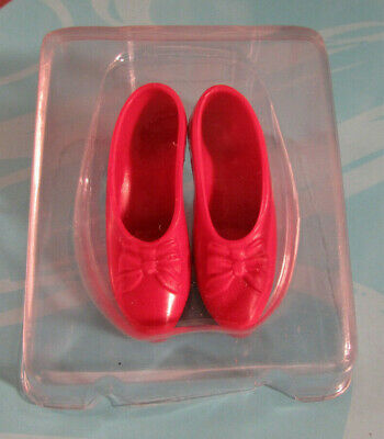 Scarlett Franklin Mint Red Doll Shoes ONLY Fits: Alex/Tyler