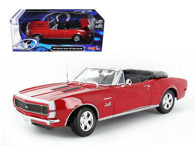 1967 Camaro convertible /& 20 Plastic Kar Keepers protection cases 1:64 Hot Wheel