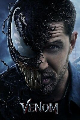 LAMINATED Venom ART POSTER 24x36in (61x91cm) V1