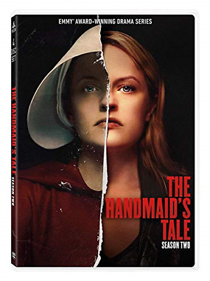 The Handmaid's Tale: The Complete Second Season 2 (2018 DVD, 3 Disc Set)