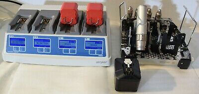 Stryker System 7 Set 7205 with System 7 Universal Battery Charger, 2 Batteries