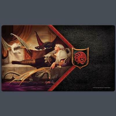FFG Game of Thrones CCG Playmat - The Mother of Dragons MINT