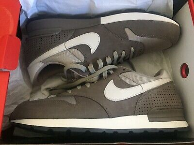 reputable site 835e2 6ae03 Nike Air Zoom Epic Luxe Vintage Vntg Shoes Size 9 Smoke Light Bone Taupe  Brown