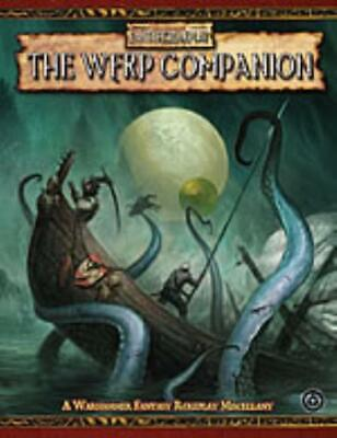 Black Ind WFRP 2nd Ed. WFRP Companion, The SC VG+