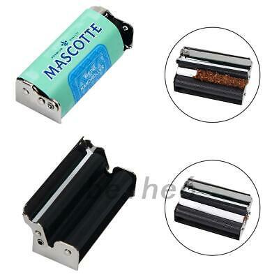 70mm Cigarette Automatic Tobacco Roller Machine Hand Smoking Rolling Maker UK