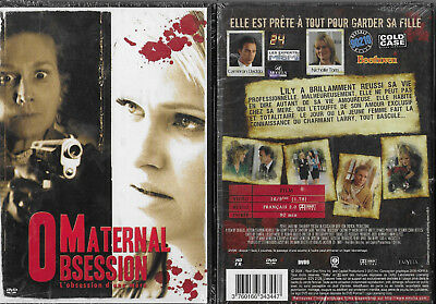 DVD - MATERNAL OBSESSION avec NICHOLLE TOM, CAMERON DADDO / NEUF EMBALLE