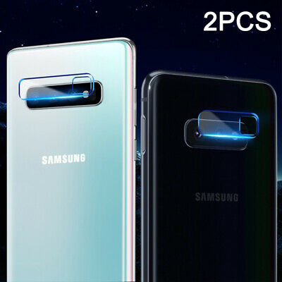 For Samsung Galaxy S10 Plus Camera Lens Tempered Glass Screen Protector HD Guard