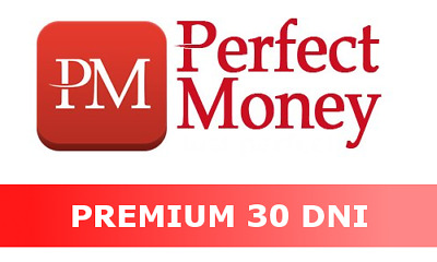 e-VOUCHER PERFECT MONEY 6$ - 30 PREMIUM