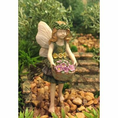 Miniature Dollhouse Fairy Garden Fairy Autumn Pick - Buy 3 Save $5