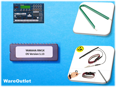 Yamaha RM1X version 1.13 Firmware Latest OS Update EPROM