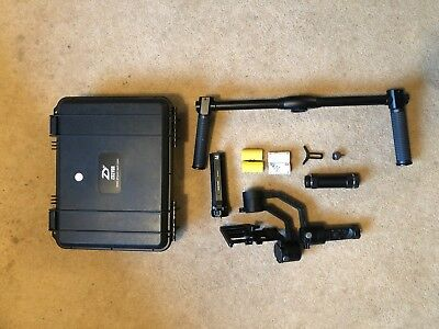 Zhiyun Crane V2 3-Axis Handheld Gimbal Stabilizer for DSLR Cameras *BUNDLE*