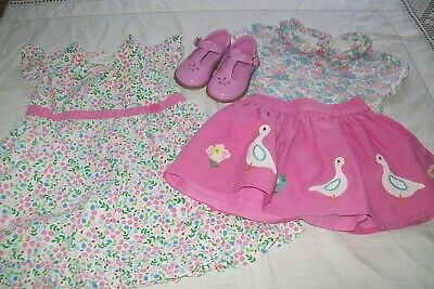 Baby girls clothes Jojo Maman Bebe 12-18m - combined postage available