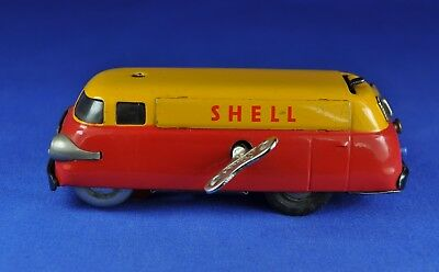 SCHUCO Varianto 3046 Shell Tankwagen / Tank Truck, ab 1956+, Western Germany
