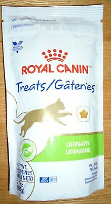 Royal Canin Cat Treats Urinary Feline Snacks 7.7 Ounces Exp. Aug 2020 Sealed Yum