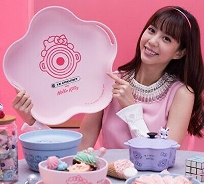Hello Kitty x Le Creuset BIG Size Limited BOWL SANRIO OFFICIAL 2018-4 versions