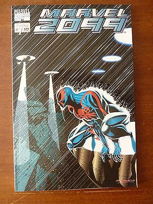 Marvel 2099 Nº 1 A 4 - Forum (1998 Aprox) Spiderman 2099