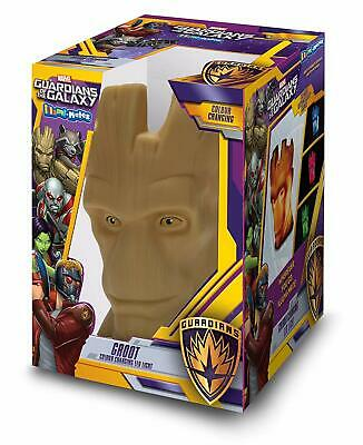 Official Marvel Guardians of the Galaxy Groot illumi-Mate Colour Changing Light