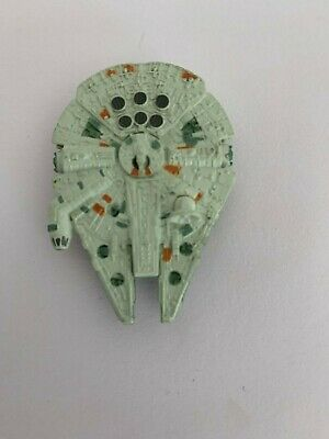 Millenium Falcon Vintage 1997 Galoob Micro Machines Star Wars Death Star edition