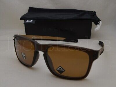 5b290dd1c5936 Oakley HOLBROOK MIX (OO9384-08 57) Matte Rootbeer with Prizm Tungsten Polar  Lens