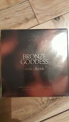 New Estee Lauder Bronze Goddess Powder Bronzer Compact  04 Deep