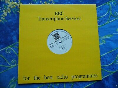 Marillion In Concert ♫ Uk Bbc Radio Transcription Services ♫ Mega Rare Lp Vinyl