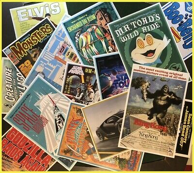 """(8) Pack Poster Special - Any (8) 9"""" X 12"""" Posters In Our Store, No Exclusions!!"""