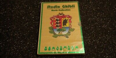 Studio Ghibli Movie Collection (6-Disc Set) DVD New Factory Sealed  Miyazaki