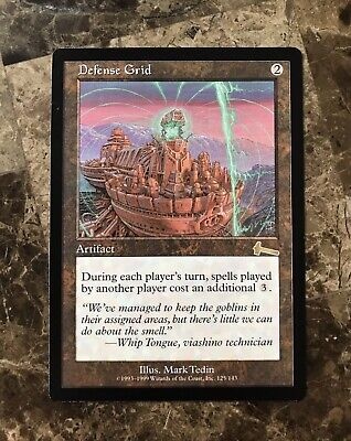 Artifact Ninth 9th Edition Mtg Magic Uncommon 1x x1 1 PLAYED Spellbook