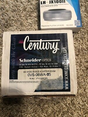 Schneider Optics Century 0HD-06WA-Z7U pro series.6x Wide Angle Lens Adapter 75mm