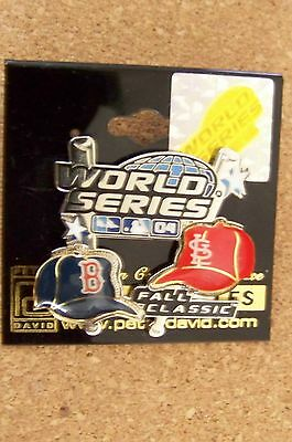 0160ba4bb 2004 WORLD SERIES Logo Sleeve Jersey MLB Patch Boston Red Sox St ...