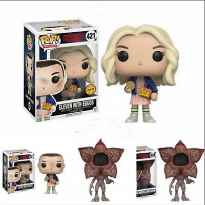 POP! Stranger Things Eleven PVC Action Figure Collectible Toy Gift