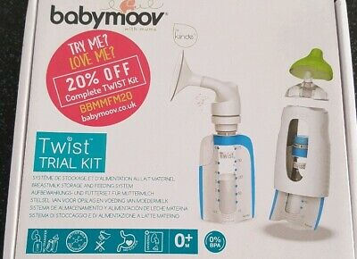 Babymoov Twist Trial Kit