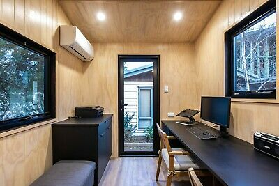 Tiny House - Mobile Office - Trailer office / Caravan/site shed/portable office