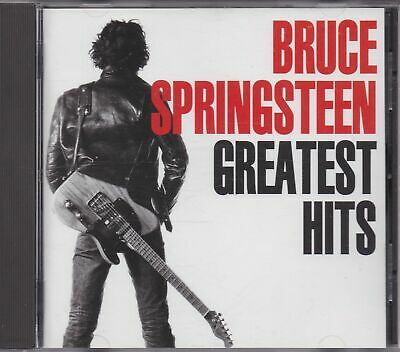 CD Bruce Springsteen - Greatest Hits - Sehr guter Zustand !!!