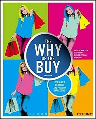 [P_D_F] The Why of the Buy Consumer Behavior and Fashion Marketing 2nd Edition