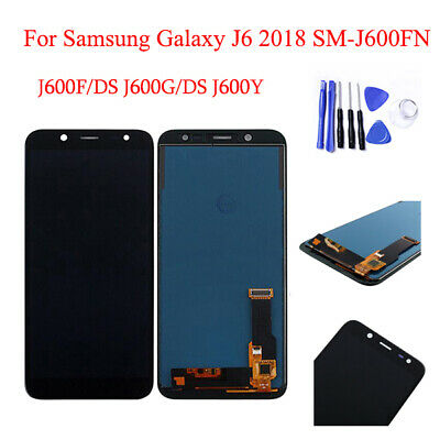 High Quality LCD Display Touch Screen Digitizer For Samsung Galaxy J6 2018 J600
