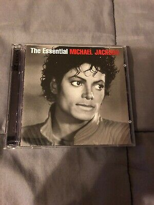 MICHAEL JACKSON The Essential 2CD  Best Of Greatest Hits like New