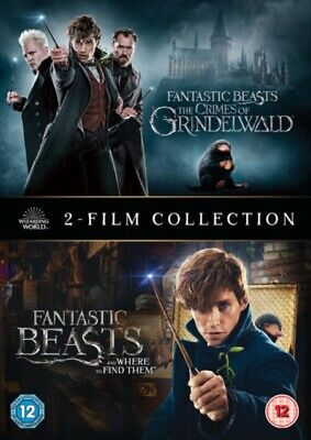 Fantastic Beasts Two Film Collection DVD *NEW & SEALED*