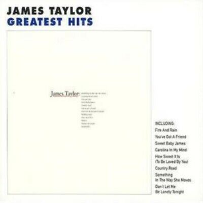 JAMES TAYLOR - Greatest Hits CD *NEW & SEALED*
