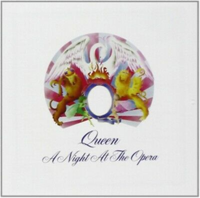 QUEEN - A Night At The Opera CD *NEW & SEALED*