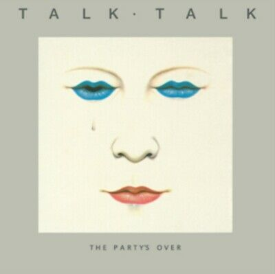 TALK TALK - The PartyS Over CD *NEW & SEALED*